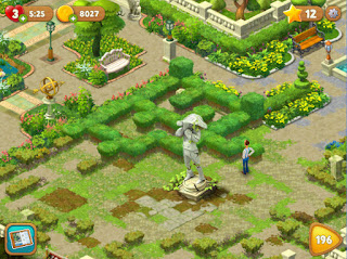 Gardenscapes New Acres MOD APK 1.2.6 Unlimited Gold Money