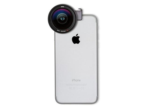 Lensa Pro dan Prime untuk iPhone 7
