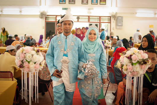 Nazmi | Syafirah Wedding Day