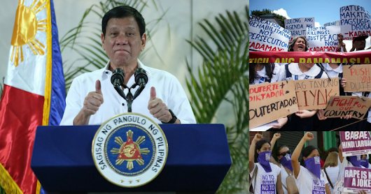 Nationwide Holiday To Be Announced For All The Groups Who Want To Rally Against Duterte