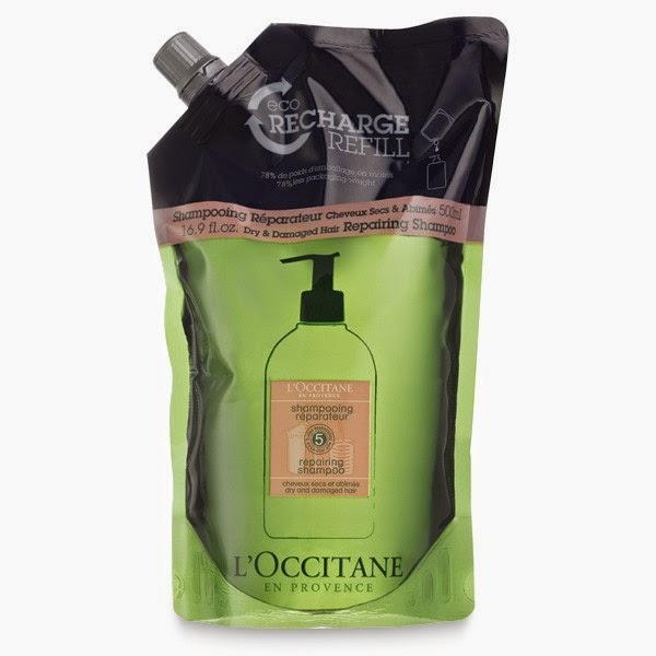 L'Occitane's Aromachologie Repair Shampoo Eco-Refill.jpeg