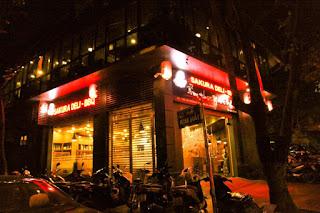 Nhà hàng Nhật Sakura Deli - TP. Lào Cai