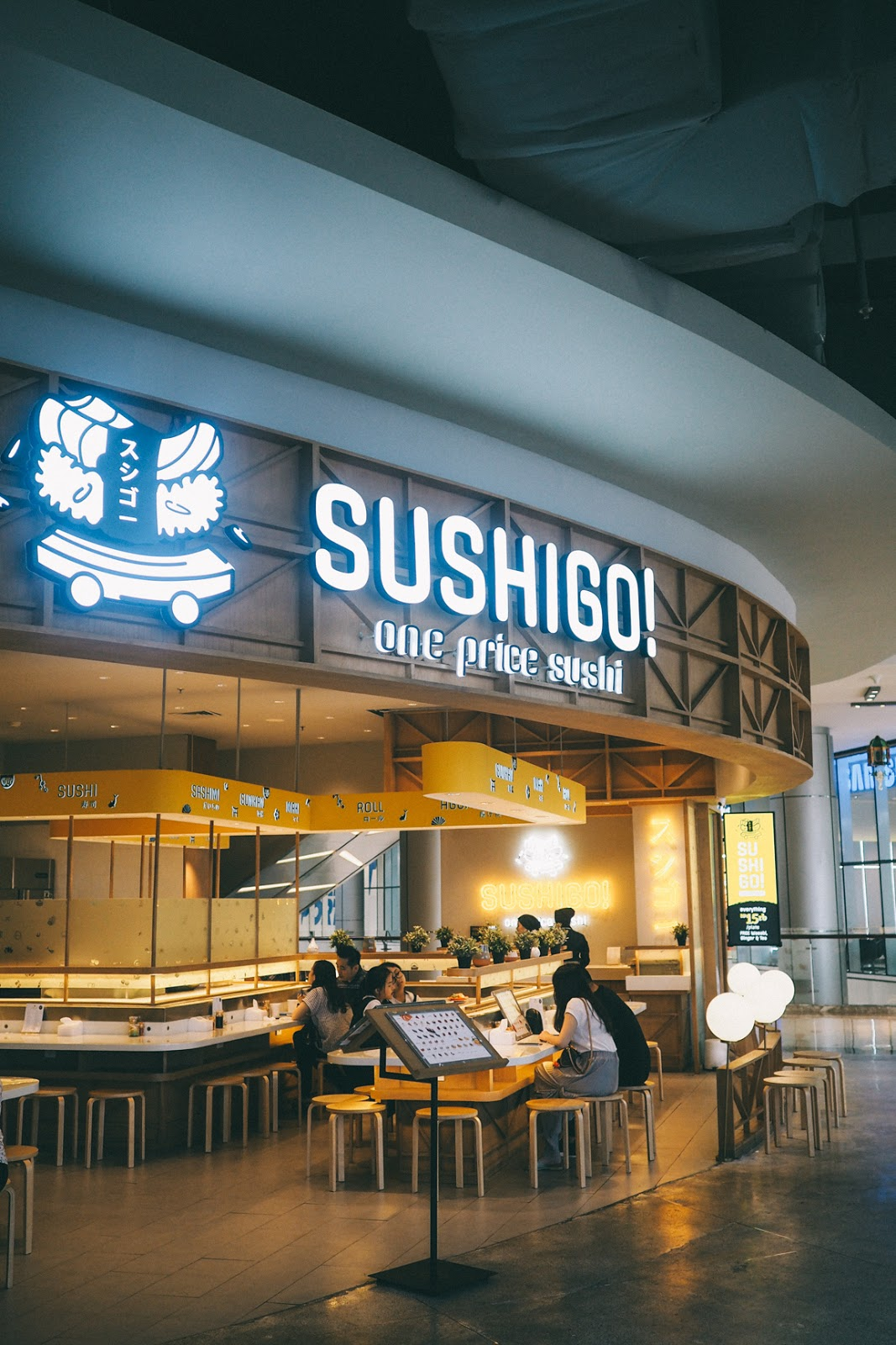 Sushi go dotonburi pik avenue eatandtreats for Food bar pik