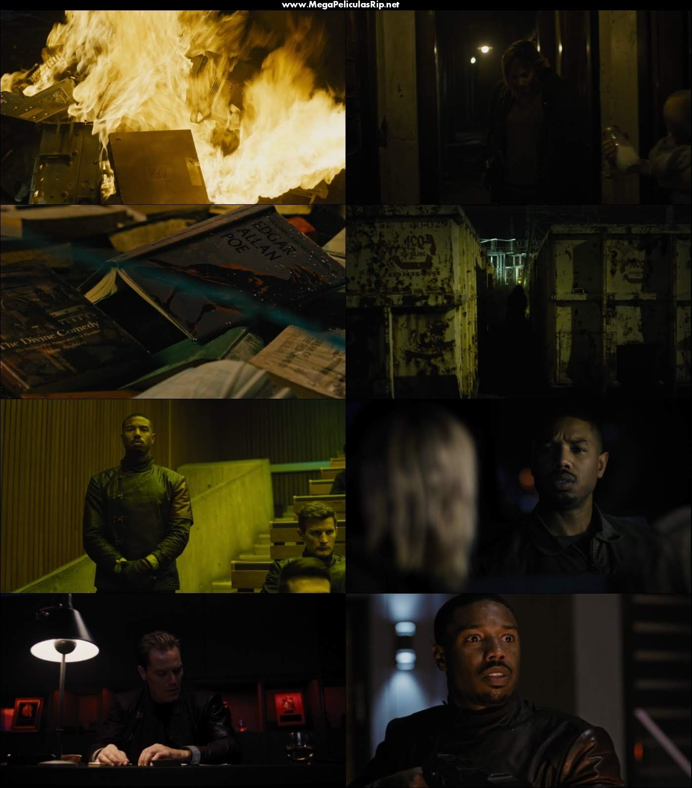 Fahrenheit 451 1080p Latino