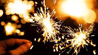 firework new year status