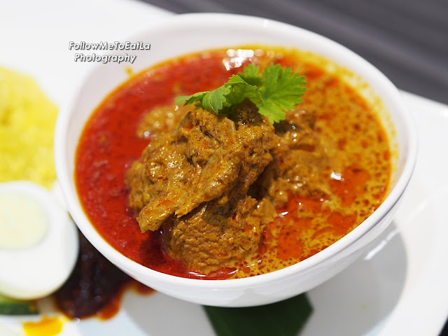 Creamy & Full Of Flavour Spicy Chicken Curry