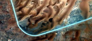 fotografía del desierto de África
