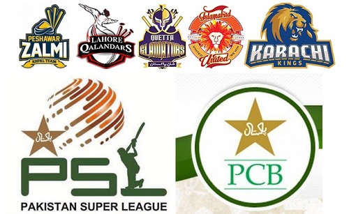 Pakistan Super League 2016 full list of squads for all teams