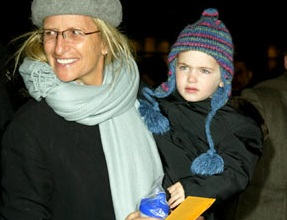 Image: Annie Leibovitz, mom at 51