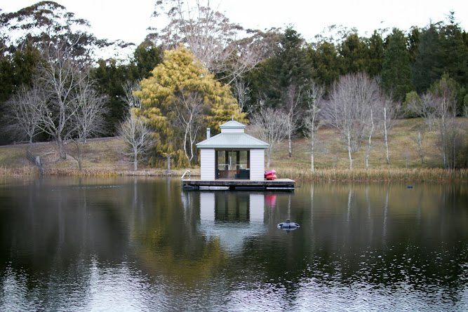 Dantosa Retreat Blue Mountains Lake House NSW