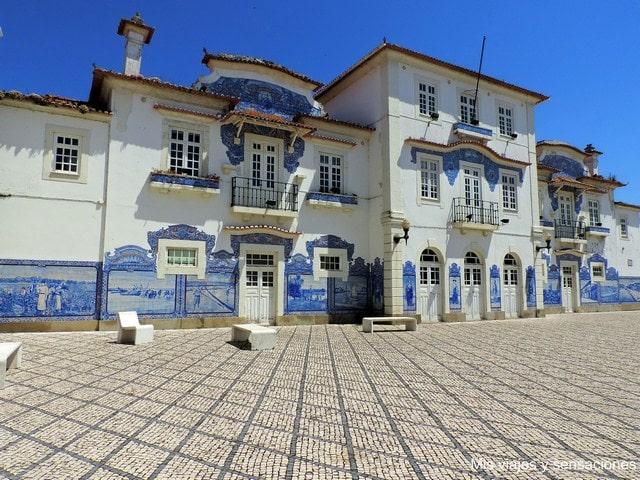 Estación de Tren de Aveiro, Portugal