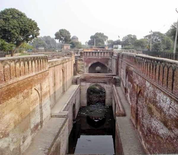 Shahjahan ki baoli Mahan Haryana History