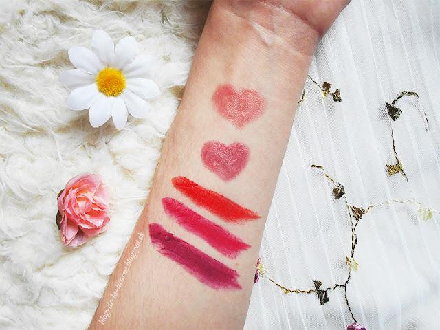 Gabriella Salvete Chubby Lips Lipstick Butter recenzia