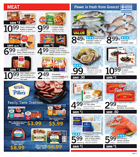 Fortinos Weekly Flyer and Circulaire January 18 - 24, 2018