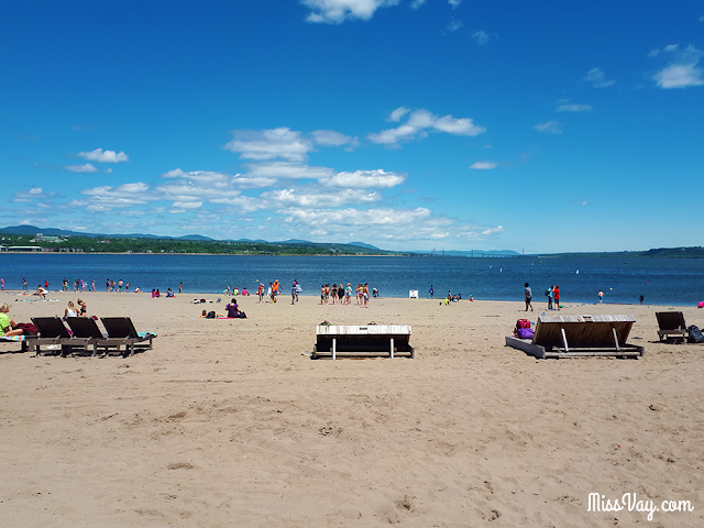 Baie de Beauport saison estivale programmation 2018