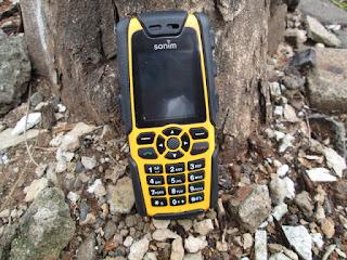 Hape Outdoor Waterproof Sonim XP3 Quest Pro IP67 Mil Spec Certified GPS