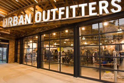 Séance shopping chez Urban Outfitters