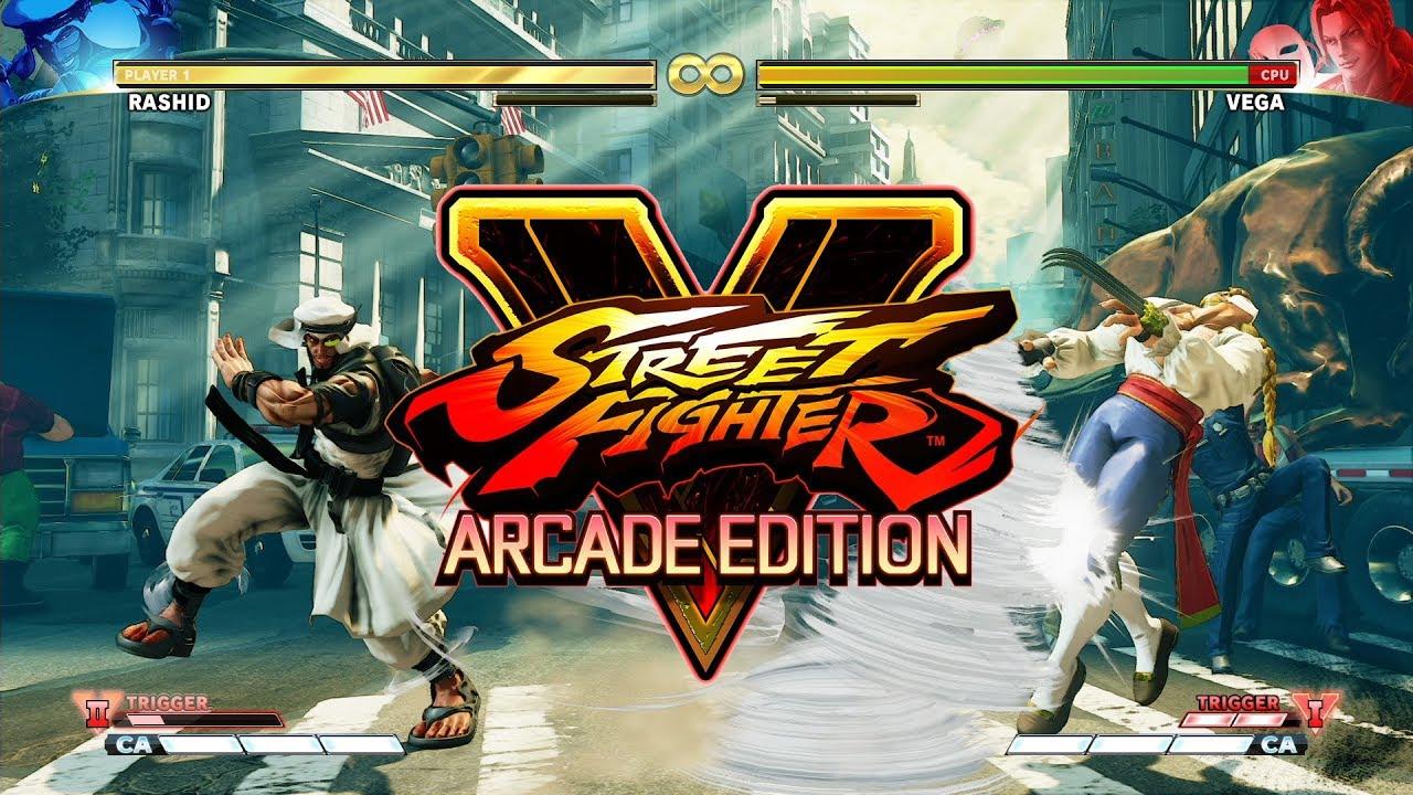 فێركاری چۆنیهتی داگرتنی یاری Street Fighter V Arcade Edition بۆ كۆمپیوتهر
