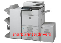 Sharp MX-4110N Printer Driver Download