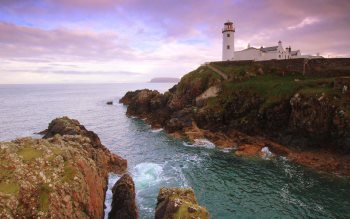 Wallpaper: Fanad Head Lighthouse