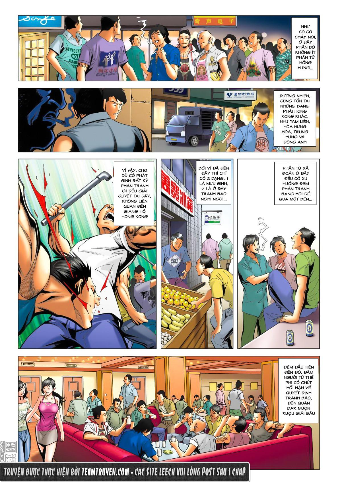 Người Trong Giang Hồ NetTruyen chap 1533 - Trang 26
