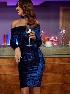 http://www.shein.com/Navy-Choker-Neck-Velvet-Pencil-Dress-p-315328-cat-1727.html?aff_id=8363