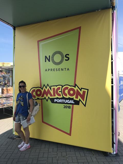 Comic Con Portugal, 2018