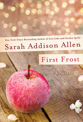 First Frost book cover