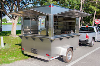 Trailer de lanches, Foodtruck