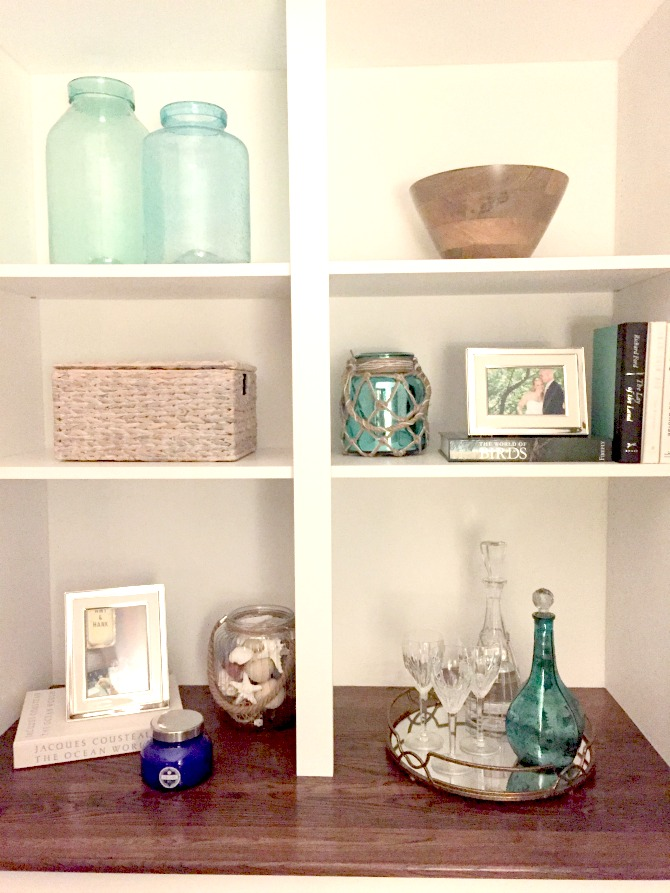 The Holland House: Shelf Styling