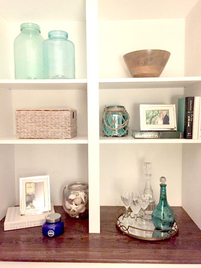 The Holland House: Shelf Styling