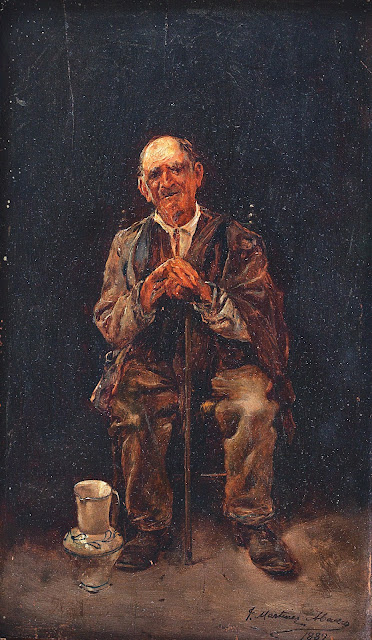 Juan Martínez Abades, Maestros españoles del retrato, Pinto español, retratos de Juan Martínez Abades, Pintores de Gijón, Pintores españoles