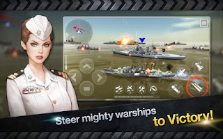 WARSHIP BATTLE : 3D World War II Apk v2.1.2 Mod (Unlimited Money)