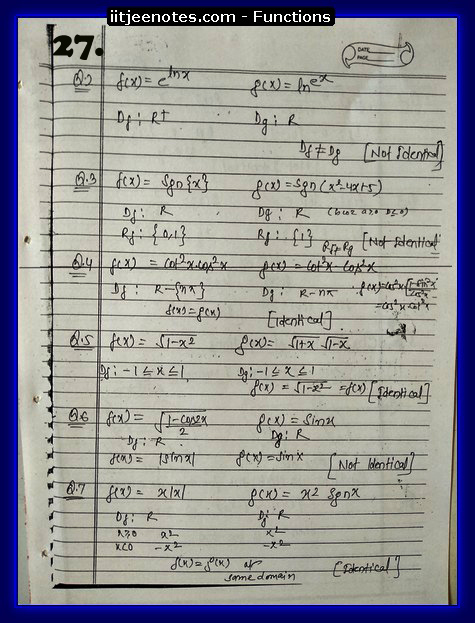 functions notes download kare