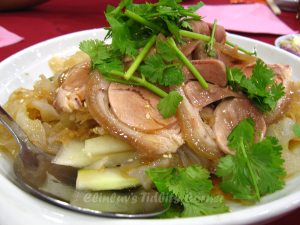 Elinluv's Tidbits Corner: Dinner @ Kok Thai Restaurant, Ipoh