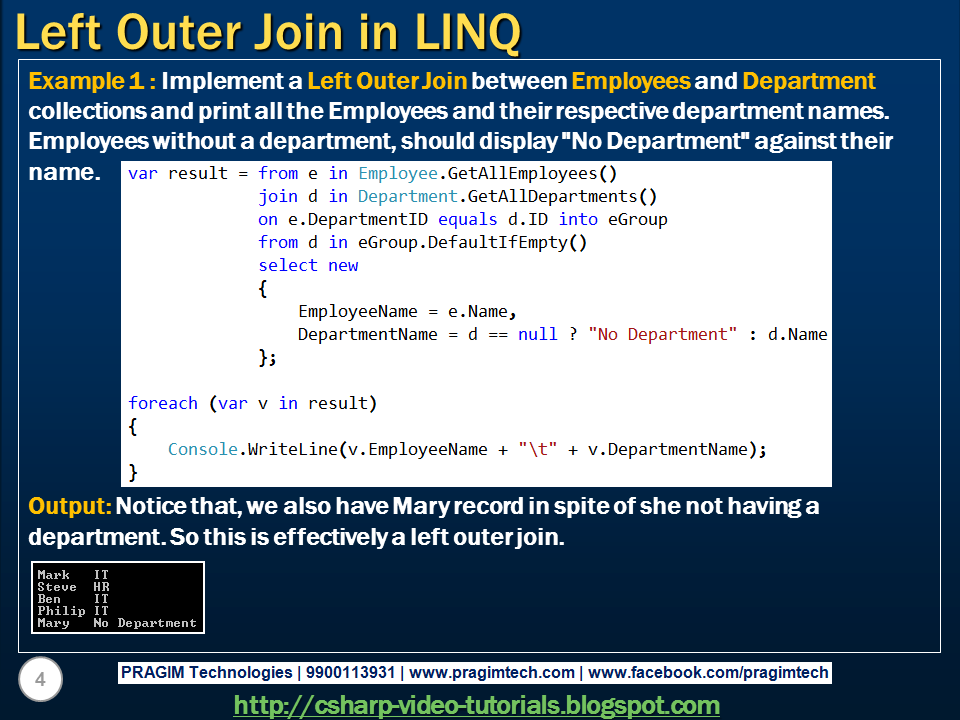 Left join in linq query in vb net : Prp coin worksheet 3rd grade