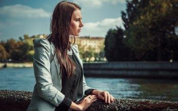 Wallpaper: Miss. Model. Girl