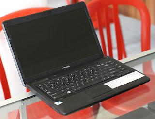 Jual Laptop TOSHIBA Satellite C640