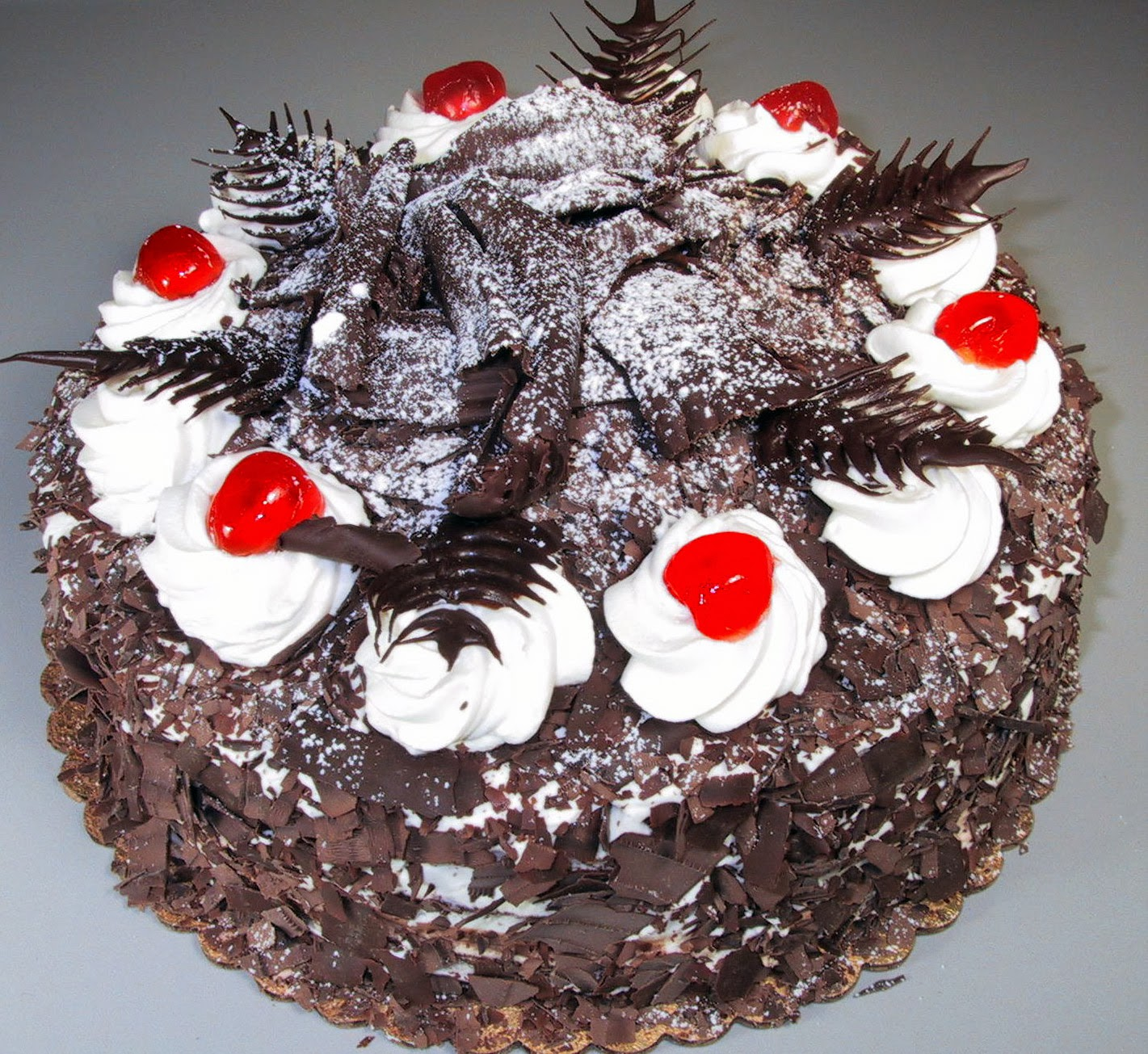 Black Forest Cake ~ HD Wallpapers