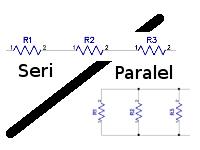 Resistor Seri dan Paralel