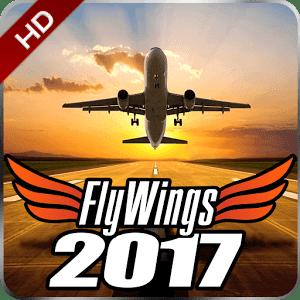 Flight Simulator FlyWings 2017 apk mod