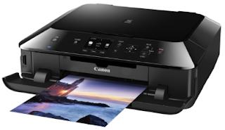 Canon PIXMA MG5400 Driver Printer & Manual Instructions