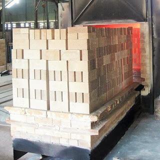 Produk Bata Tahan Api & Tahan Suhu Tinggi