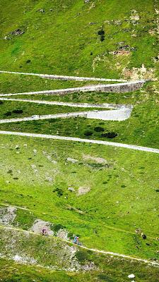 Tibet Trail - MTB - Vinschgau - Mountainbike Tour Stilfserjoch