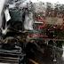 Motorista morre após colisão entre caminhão e carreta na BR-364