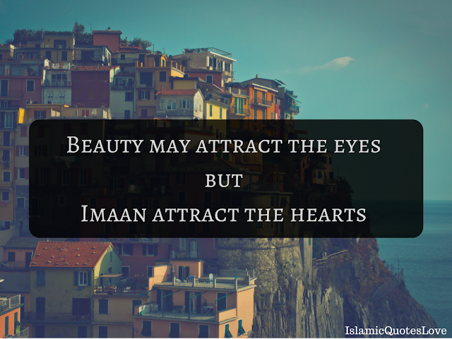 Beauty may attract the eyes but Imaan attract the hearts.