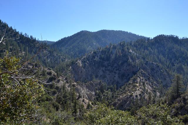 up canyon