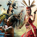 Keunikan Sejarah Budaya Adat Istiadat Suku Dayak berasal dari Daerah Kalimantan