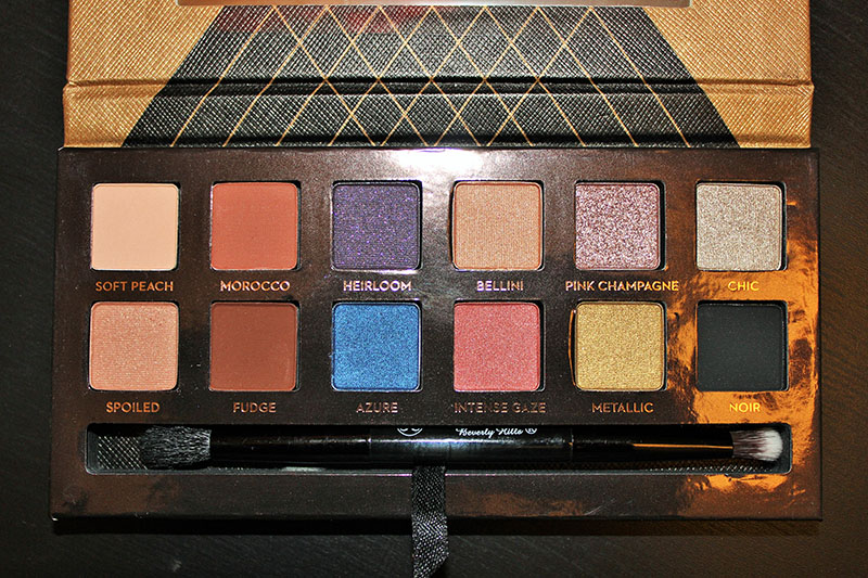 Anastasia Beverly Hills Shadow Couture World Traveler Eye Shadow Palette