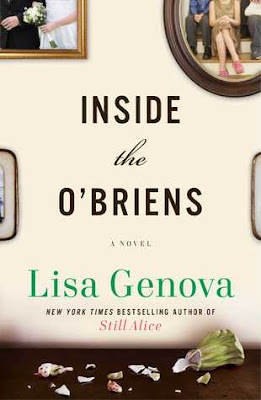Discussing Inside the O'Briens by Lisa Genova for book club